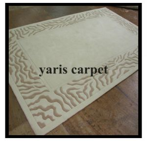 Simple Streak Pattern Carpets Rug (YR-06021)