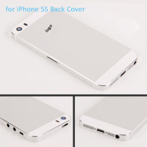 Mobile Phone Metal Back Battery Housing Cover for iPhone 5s pictures & photos