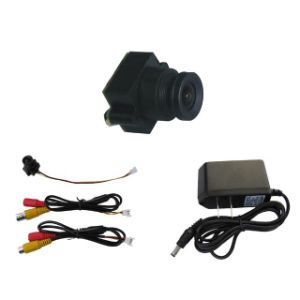 520tvl CMOS Sensor Mini Surveillance Video Camera with Audio (MC495A) pictures & photos