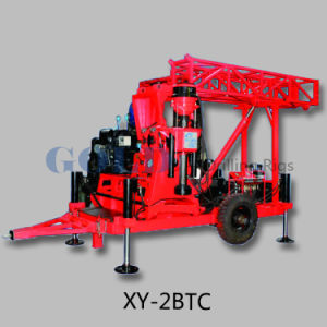 100m, 150m, 300m, 500m Portable Water Well Drilling Rigs for Sale pictures & photos