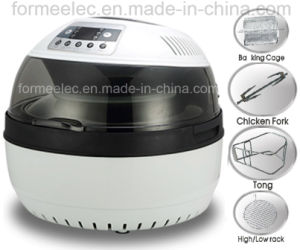 No-Oil Airfryer Af506e Electric No-Oil Frying Pan Air Fryer pictures & photos