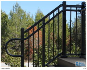 Galvanized Assembled High Quality Railing pictures & photos