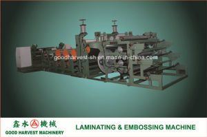 Laminating & Embossing Machine for PVC Calender Line pictures & photos