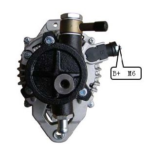 100% New Premium Quality Alternator Isuzu 4he1 Lester 12335 97116697 Lr180-509 pictures & photos