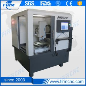 600*600mm Mould CNC Router Metal Engraving Machine with Tk100 Controller pictures & photos
