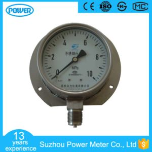 6 Inch 150mm Panel Mounted Stainless Steel Pressure Gauge pictures & photos