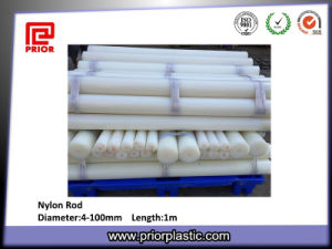 White Nylon6 Rod with 1m Length pictures & photos
