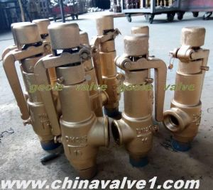 Spring Loaded Low Lift Type Pressure Safety Relief Valve (GAA27H/GAA27Y) pictures & photos