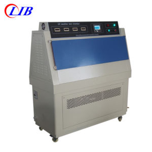 Touch Screen Controller Lamp Power 40W UV Aging Test Chamber pictures & photos