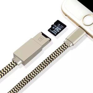 for iPhone Charger USB Cable Charger Card Reader pictures & photos