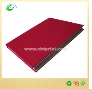 A4 Hardcover Book Printing with Custom Design (CKT-BK-716)