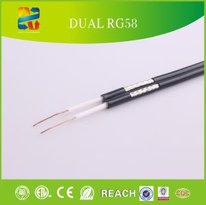 2015 High Quality Best Price 50 Ohm Rg58 CCTV Cable (RG58A/U, RG58 C/U, RG58/U) pictures & photos