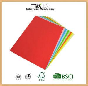 80GSM A4 Size Original Pulp Colorful Paper (CMP-A4-500TM-80G)