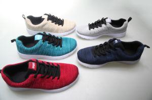 Fashion Design Leisure Cloth Shoes pictures & photos