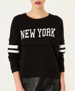 Fashion Women Original Long Sleeve Hoodie Sweater Ladies Top pictures & photos