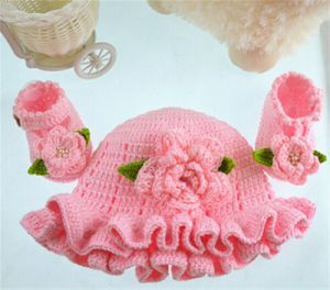 Handmade Crochet Cute for Baby Shoes pictures & photos
