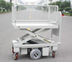 Mobile Vehicle Lift Table Drived by One Scissor (HG-1090B)