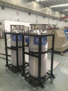 LNG Lox Lin Lar Lco2 Micro Storage Tank pictures & photos