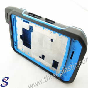 Sonia Design Rubber Overmold Mobile Phone Part