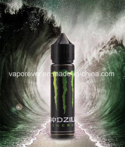 Monster Energy Drink Liquid Refills Electronic Cigarette to Big Great Vapor 10ml High Quality Dessert and Tobacco Mixed Flavor E Liquid E Juice with 0mg ~36mg pictures & photos