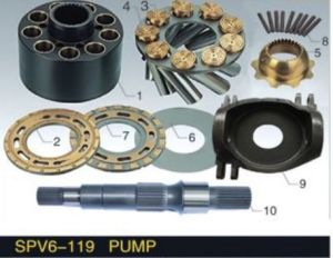 Saur Sundstrand Piston Pump Parts Spv6/119 pictures & photos