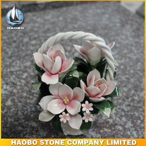 Tombstone Ceramic Flower Basket Wholesale pictures & photos