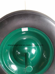 Puncture Proof Hand Truck Wheels pictures & photos