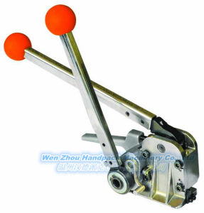 Manual Operated Buckle-Free Steel Strapping Tool pictures & photos