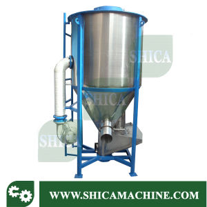 Industry Colour Mixer Silo with Heating Dryer pictures & photos