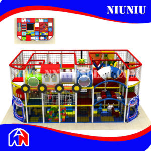 Hot Jungle Theme Kids Soft Indoor Playground pictures & photos