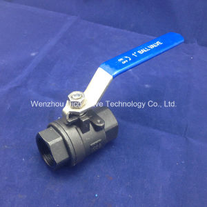 Ball Valve Manufacture -2PC Ball Valve pictures & photos