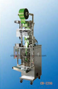 Small Form and Seal Machine for Granul Product