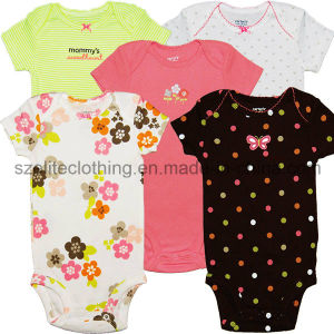 Cheap Custom Winter Baby Jumpsuit Clothes (ELTROJ-30) pictures & photos