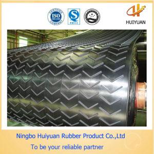 Rough Top Rubber Conveyor Belt pictures & photos