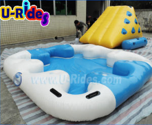 Inflatable Float Island and for Sea Party pictures & photos
