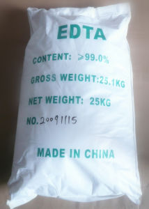 EDTA Acid / for Chelated Fertilizer Products/Ethylenediaminetetraacetic Acid pictures & photos