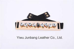 Latest Ladies Elastic Belts, Metal Belts pictures & photos