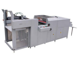Zxuv-650A UV Coating Machine pictures & photos