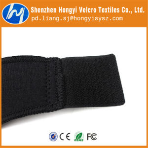 Super High Quality Custom Elastic Hook & Loop Velcro pictures & photos