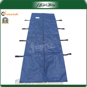 8 Handles PVC Disposable Body Bag pictures & photos