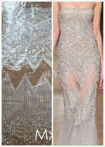 2016 The New 5 Yarde Polyester Embroidery Lace