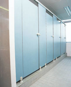 Fumeihua 2016 Design Waterproof Waterproof Compact Laminate Partition pictures & photos