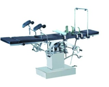 Surgical Hydraulic Operating Table for Hospital pictures & photos