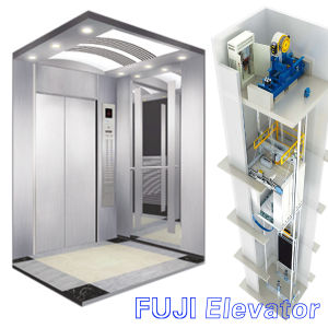 FUJI Passenger Elevator Lift (HD-JX12-1) pictures & photos