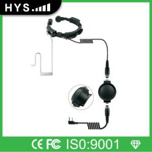 Electret Microphone Throat Control Kits for 2-Way Radio Tc-324
