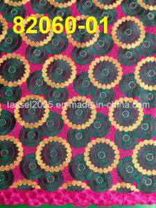 Latest African Lace for Wedding (82060) pictures & photos