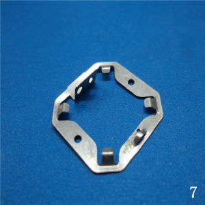 Deep Drawing Stamping Cutting Metal Spare Parts pictures & photos