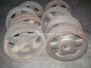 Gray Iron Casting of Pulley pictures & photos