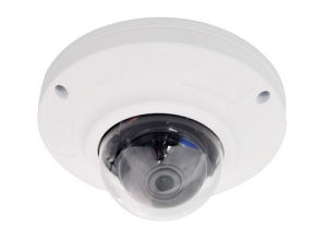 Low Lux Day Night Full Color Fish-Eye 130 Degree Vandalproof Dome CCTV Camera pictures & photos