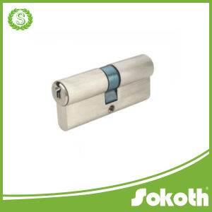 High Security Solid Brass Euro Profile Cylinder pictures & photos